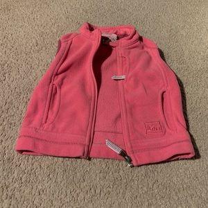 Pink vest 2T REI